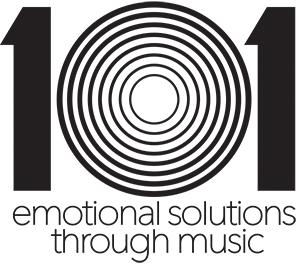 101 Music PTY LTD Retina Logo