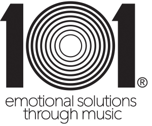 101 Music PTY LTD Logo