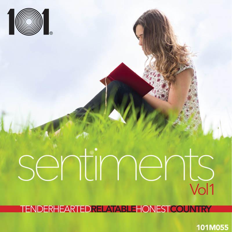 101M055 Sentiments Vol 1 (album cover)_740
